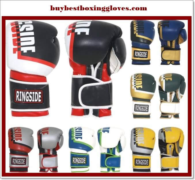 Bullet Ringside Sparring Gloves