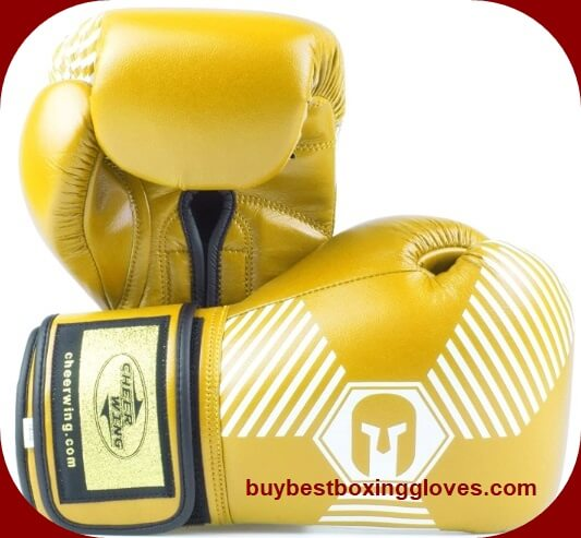 Cheerwing Kickboxing Muay Thai Fighting Punching Sparring Gloves
