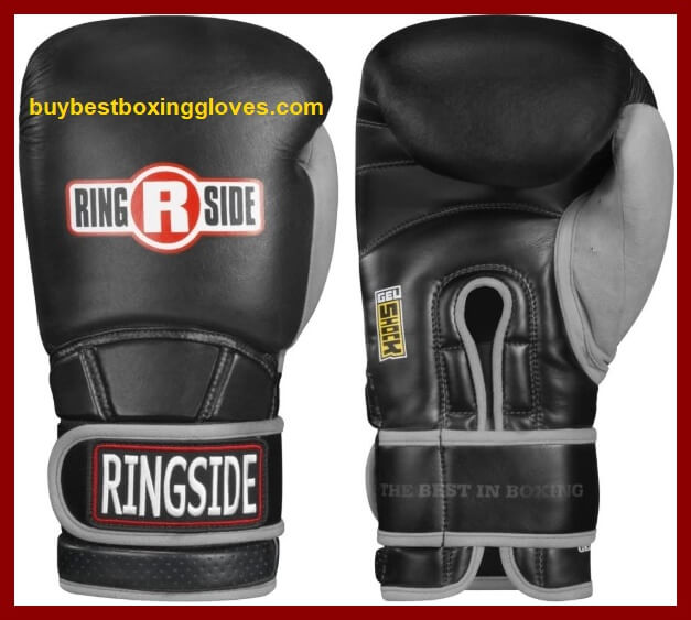 Gel Shock Ringside Safety Sparring Boxing Gloves