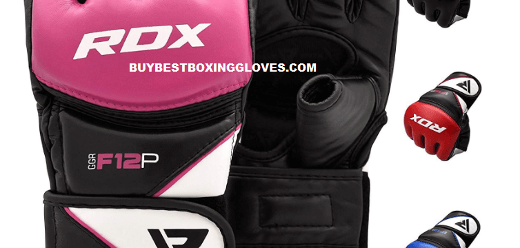 MMA Gloves For Grappling RDX