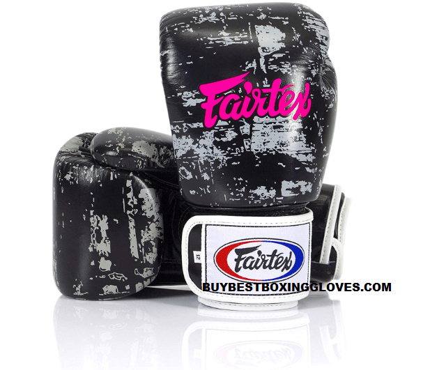 Muay Thai Style Fairtex Kickboxing Gloves