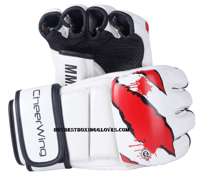 UFC MMA Cheerwing Kickboxing Gloves