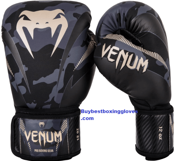 Impact  Venum Boxing Gloves